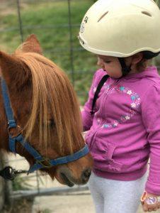 Pony rides with Samson